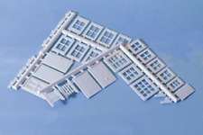 Wills SS86 Windows, Doors, Gates & Porch Plastic Kit OO Gauge