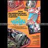 WALIBI (WAVRE) Parc d'attractions 1980 - Pub / Publicité / Ad Advert #A1543