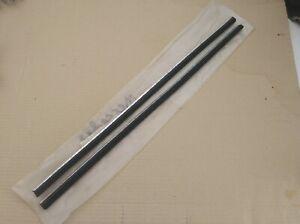 MERCEDES-BENZ Sedan Sunroof Felt Side Brush Seals W108 W114 W116 W123 W126 W201