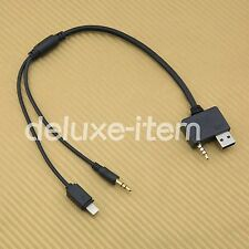 AUX CABLE 8-Pin LIGHTNING CHARGE CABLE IPOD/iPHONE 5S 6 6S PLUS iPOD for HYUNDAI