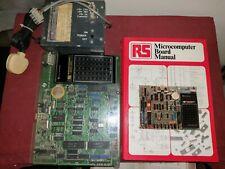 Texas Instruments Tm990/u89  single board computer TMS 9980A processor.