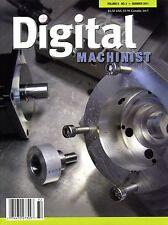 Digital Machinist Magazine Vol. 6 No.2 Summer 2011
