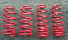 4 New LoTek Sport Lowering Springs 98-99-00-01-02 Honda Accord 2.25 inch drop