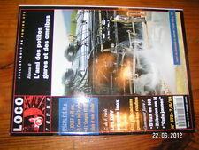 * Loco Revue n°572 Wagon de service Faire Z7001 Zebulon