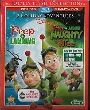Prep Landing: Naughty vs. Nice (Blu-ray/DVD, 2012, Canadian Bilingual)New sealed