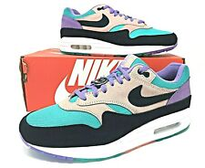 Nike Air Max 1 ND Have a Nike Day Mens Shoes Purple Black Coral Multi BQ8929500