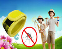 Anti Mosquito Bug Insect Repellent Bracelet Wrist Band&Repellent Refill Hot Sale