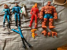Marvel Legends Fantastic Four Walgreens Lot