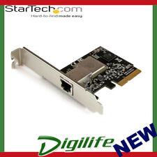 STARTECH 1 Port PCI Express 10 Gigabit Ethernet Network Card - PCIe x4 10Gb NIC