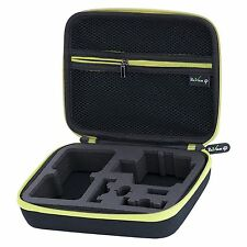 Review Xp® Carrying Case for GoPro Hero 5,4,3,2 Camera and accessories – Medium