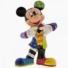 Disney Britto Special Anniversary Mickey Mouse Figurine (6001010) NEW RELEASE