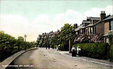 Gatley. Northenden Road by J.Newton, Post Office, Gatley.