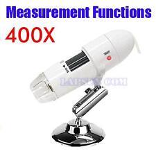 USB 2.0 400X Digital Microscope Camera w/ Measurement A