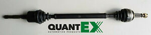 Driveshaft CHRYSLER VOYAGER 2.8CRD 3.3AWD DS29110 CH109AR 2000-08 RIGHT SIDE