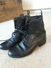 Ariat Heritage Laced Paddock Boots Size 7.5