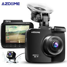 AZDOME GS63H HD 4K Autokamera Car Dash Cam mit GPS WIFI Video Record Nachtsicht