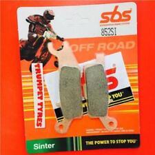 Pastillas de freno SBS color principal gris para motos
