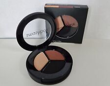 SMASHBOX Photo OP EYESHADOW Palette Trios NIB New Wheat - Ebony and Hazelnut