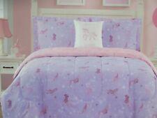 Lucy & Leo Unicorn Starlight 4 Pc Reversible Full Comforter Sham Pillow $180