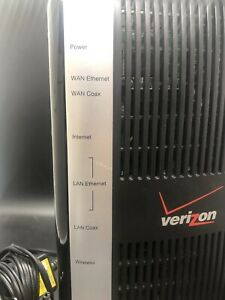 Verizon Flos Router Actiontec MI424WR REV C