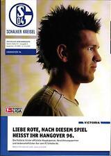 BL 2006/07 FC Schalke 04 - Hannover 96, 21.10.2006
