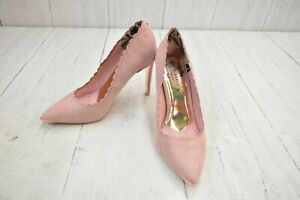 Ted Baker Sloana Pumps - Women's Size US:7 / EU:37.5, Pink Blossom NEW