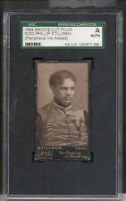 1894 Mayo N302 Football Card-Philip Stillman-N302-Yale
