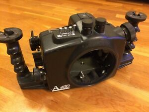 Aquatica A40D Underwater Housing for Canon 40D and Canon 50D