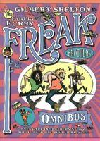 Freak Brothers Omnibus, Paperback by Shelton, Gilbert, Brand New, Free shippi...