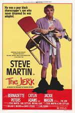 THE JERK Movie POSTER 24x36 Carl Gottlieb Steve Martin Bernadette Peters Catlin