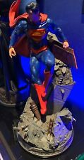 Superman statue , new 52 Justice League Collection