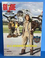 "GI JOE B-17 Bomber Crewman Classic Collection Hasbro NIB 12"" Action Figure"