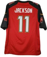 NIKE ON FIELD NFL TAMPA BAY BUCS BUCCANEERS #11 Jackson FOOTBALL JERSEY Sz M