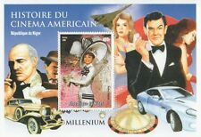 AUDREY HEPBURN MY FAIR LADY James Bond MARLON BRANDO CINEMA MNH STAMP SHEETLET