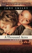 A Thousand Acres by Jane Smiley (1996, Paperback) free shipping!!! LOOK!!!!!!!!!