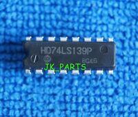 10pcs HD74LS139P SN74LS139N 74LS139 DIP-16 IC