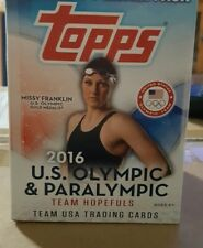 2016 Topps U.S. Olympic 74 Card Set Phelps Franklin Griner Taurasi