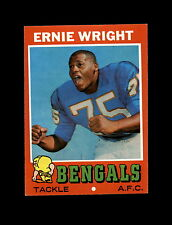 1971 Topps Football #99 Ernie Wright (Bengals) NM