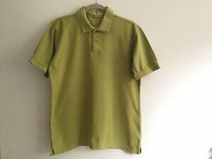 Mans Columbia Polo Shirt Medium