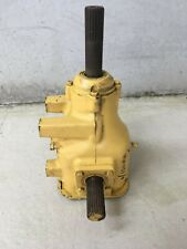 More details for gearbox 540 rpm/1000 rpm, 6 spline unused new holland 525 forage harvester