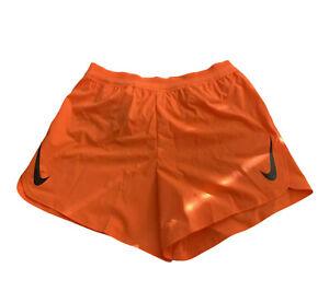 Nike Racing Aeroswift 5'' Running Shorts Size Medium AQ5302-803