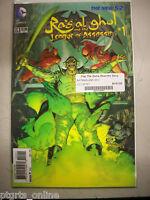 Batman and Robin #23.3 Ras al Ghul Motion 3D Variant Cover