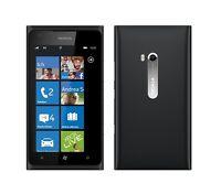 Nokia Lumia 900 Black Schwarz 16GB Windows Phone Ohne Simlock
