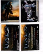 2007 Topps Halo Trading Card Series P1 and P2 Promo Cards