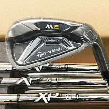TAYLORMADE 2016 M2 TOUR IRON SET 5-PW  TT XP 95 STEEL STIFF FLEX RH NEW! 18082