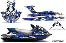 Jet Ski Graphics kit Decal for Kawasaki STX-15F 2003-2018 Street Star Blue