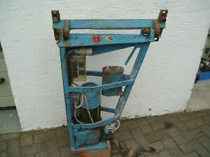 Bauaufzug - Steinweg Boy