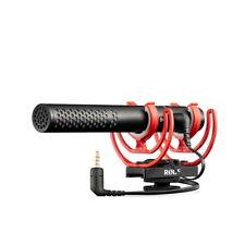 Rode VideoMic NTG Hybrid Shotgun Microphone System, New!