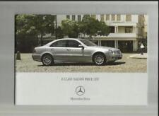 Class E 2006 Car Sales Brochures