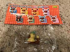 US Seller Pokemon Center Japan Exclusive Eevee Poncho Leafeon Gashapon Figure